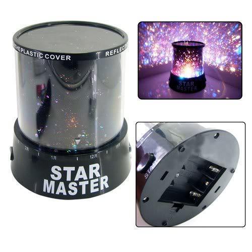 Ночник-проектор звездного неба Star Master